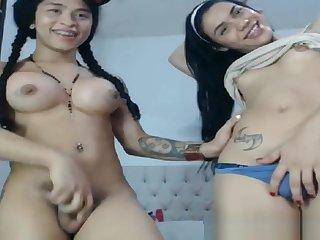 Hot Tgirls Showing Holes plus Juicy Dicks
