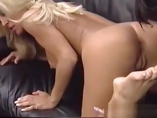 Pleasing Her Wet Pussy To Get A Job