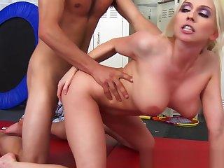 Big Tits at School - Christie Stevens Tyler Nixon - Spy Nerd