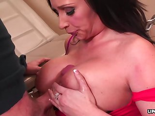 Vannah Sterling fucked say no to handsome doctor in h