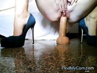 Mommy rides dildo chiefly web for you.