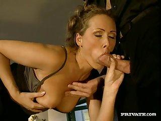 Private.com - Michelle Wild And Mandy Bright - ANALDIN