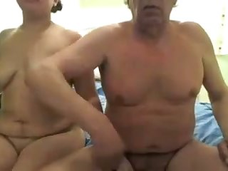 interracial with our gardener with a big cock