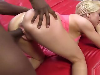 Christie Stevens Gets Her Pussy Ignored By Bbc