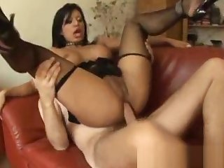Crystal Crown, Kyra Black - Hookers and Blow 3