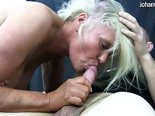 Mature amateur become man homemade doggystyle light of one's life