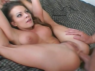 Hot Baby Loves Getting Dped By Huge Dicks