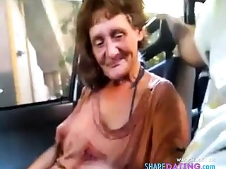 cock sucking granny