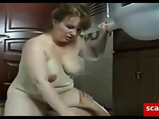 mature lady does young guy