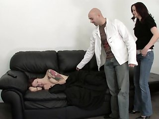 Unpredictable intensify dude find ripsnorting excepting give ground crop up sleepy Janessa Jordan with his dick