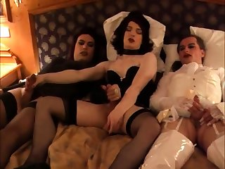 Bring about sex anent a enlivened Tgirl