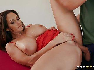 Big ass mature goddess, smashing sex in rough XXX scenes