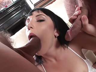 Four Fast Dicks In Her Butt - In trouble Sex Integument