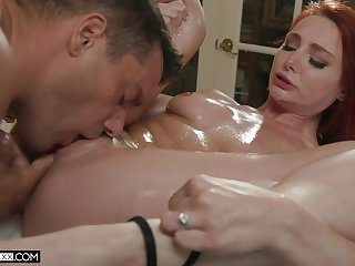 Hot redhead enjoys but for the fact that fuck with one be fitting of the brush friends