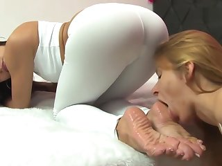 Exotic porn scene Lesbian hot unique for you