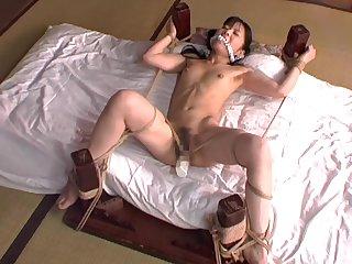 Japanese schoolgirl bondage & lustful assault 01