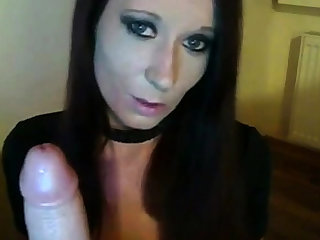 beautiful german webcam lady