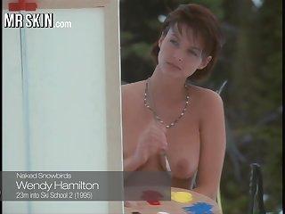 Shannon Elizabeth in naked snowbirds compilation