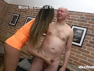CFNM - Spit on hose down and Spoil one's reputation hose down Harder