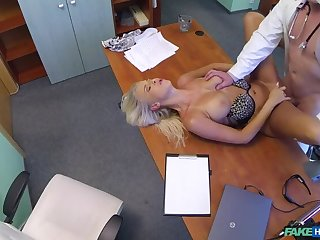 Doctor's Hot Wife Demands To Be Fucked