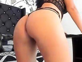Amateur, Ass, Babe, Big ass, Brunette, Riding, Solo, Webcam,