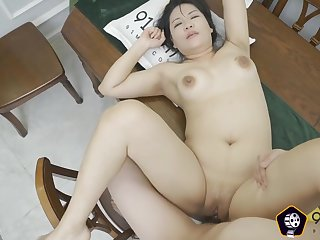 Model - Fat Asian Milf Used As Fuck Toy