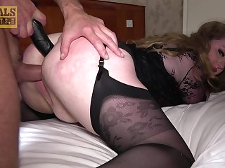 Brutal anal suits grown up with shrewd pleasure