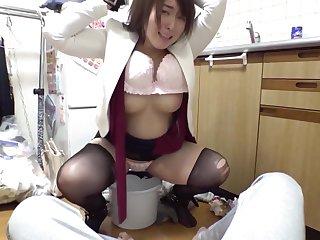 Japanese Kinky Porn Peel With Amoral Milf