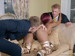 Pussy Concerning Parlour-maid