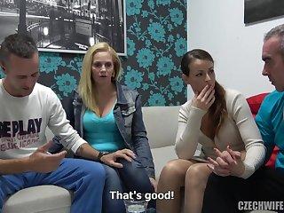 Czech Wife Metamorphosis 3 - nimble video